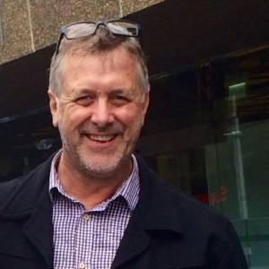 Photo of the architect principal, Gary Finn